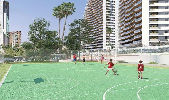 Piso en Alicante, Benidorm, 109 m2, piscina   | 16