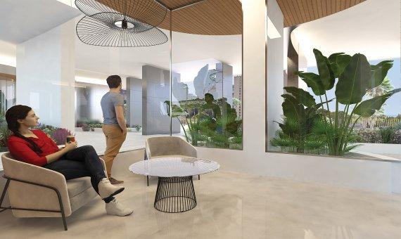 Piso en Alicante, Benidorm, 151 m2, piscina   | 22