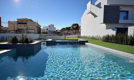 Piso en Alicante, Orihuela Costa, 75 m2, piscina -