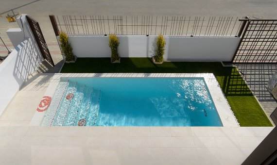 Villa in Alicante, Algorfa, 100 m2, pool   | 19