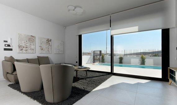 Villa in Alicante, Algorfa, 100 m2, pool   | 5