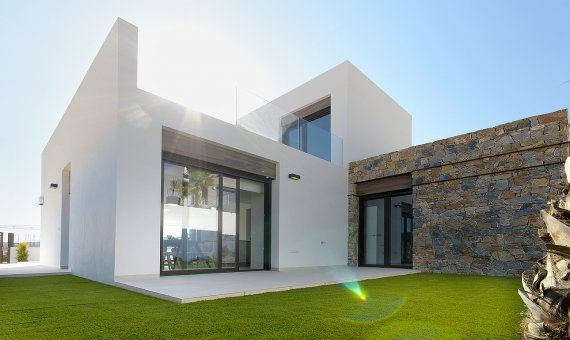 Villa in Alicante, Algorfa, 100 m2, pool   | 3