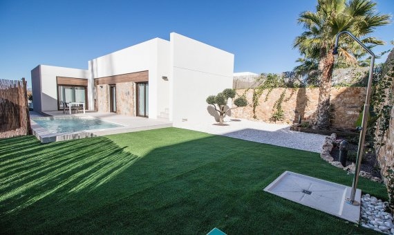 Villa in Alicante, Algorfa, 89 m2, pool   | 2