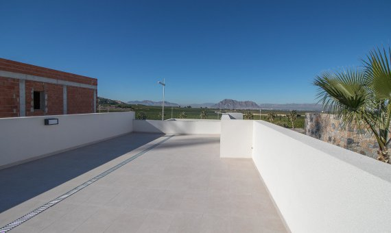 Villa in Alicante, Algorfa, 89 m2, pool   | 14
