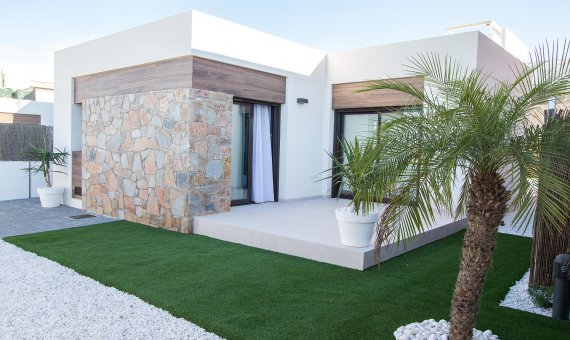 Villa in Alicante, Algorfa, 89 m2, pool   | 15