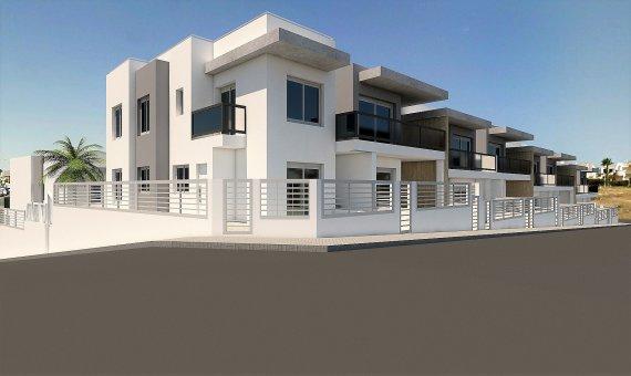 Квартира на последнем этаже в Аликанте, Бенихофар, 90 м2, бассейн   | 17