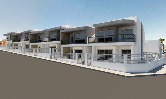 Квартира на последнем этаже в Аликанте, Бенихофар, 90 м2, бассейн   | 3