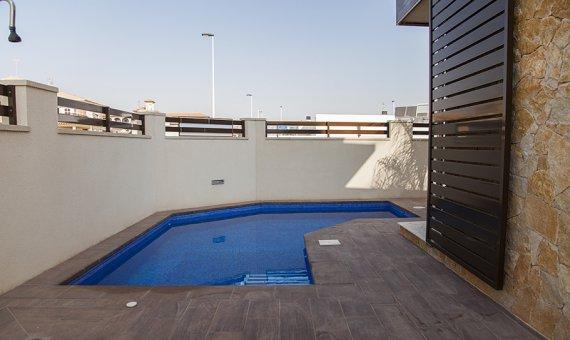 Вилла в Murcia, Сан-Педро-дель-Пинатар  Мар Менор, 85 м2, бассейн   | 3