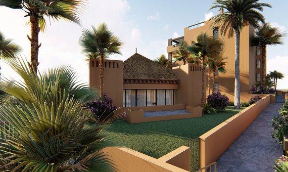 Planta baja en Alicante, Orihuela Costa, 90 m2, piscina   | 9