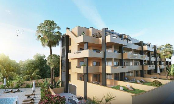 Planta baja en Alicante, Orihuela Costa, 90 m2, piscina   | 11