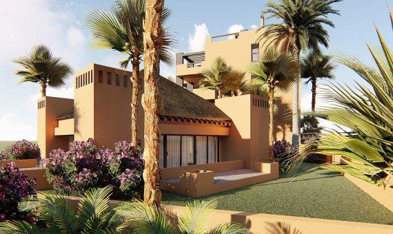 Planta baja en Alicante, Orihuela Costa, 90 m2, piscina   | 10