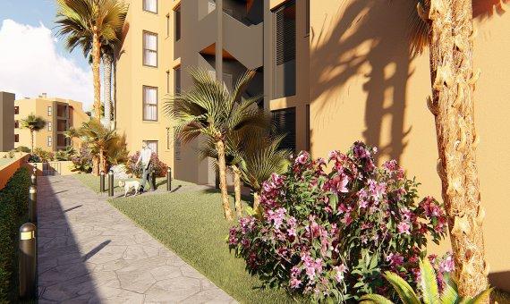 Planta baja en Alicante, Orihuela Costa, 90 m2, piscina   | 7