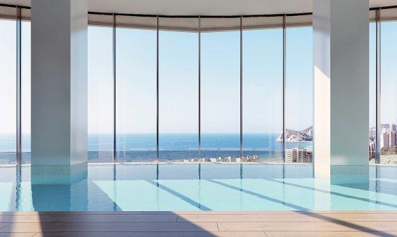 Piso en Alicante, Benidorm, 102 m2, piscina   | 3