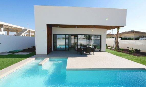 Villa in Alicante, Benijófar, 301 m2, pool -