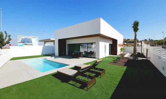 Villa en Alicante, La Marina, 301 m2, piscina   | 15