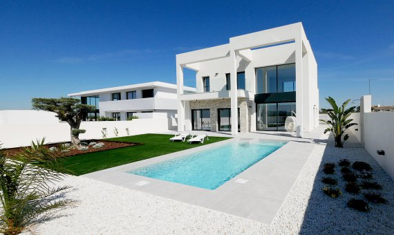 Villa in Alicante, Rojales, 245 m2, pool -