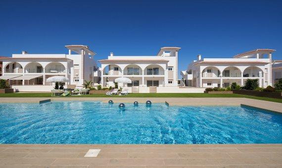 Piso en ultima planta en Alicante, Rojales, 89 m2, piscina -