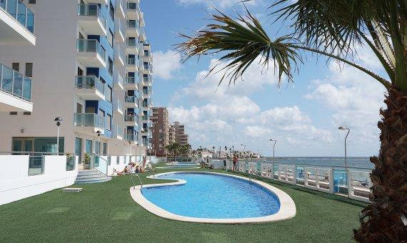 Квартира в Murcia, Ла-Манга-дель-Мар-Менор, 155 м2, бассейн   | 4