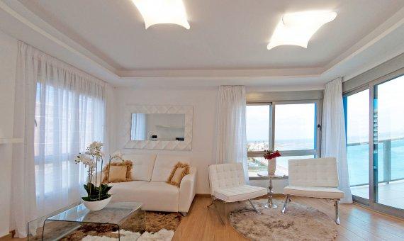 Квартира в Murcia, Ла-Манга-дель-Мар-Менор, 155 м2, бассейн   | 3