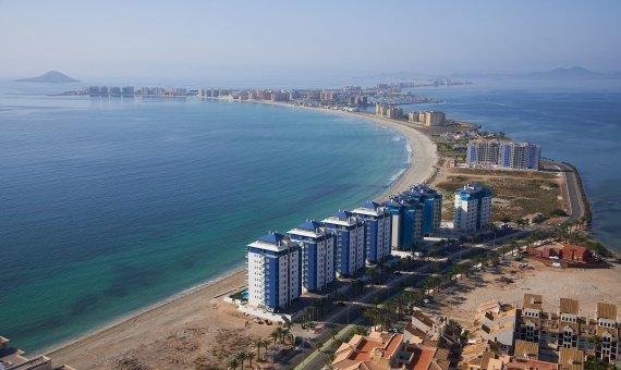 Квартира в Murcia, Ла-Манга-дель-Мар-Менор, 155 м2, бассейн   | 5