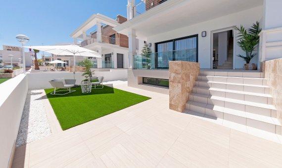 Chalet pareado en Alicante, Rojales, 203 m2, piscina -