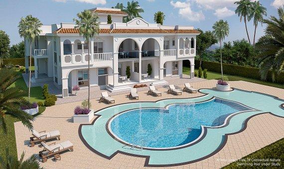 Planta baja en Alicante, Rojales, 96 m2, piscina -