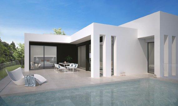 Villa in Alicante, Benitachell, 415 m2, pool -