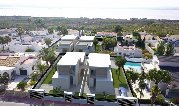 Villa in Alicante, Torrevieja, 124 m2, pool   | 2
