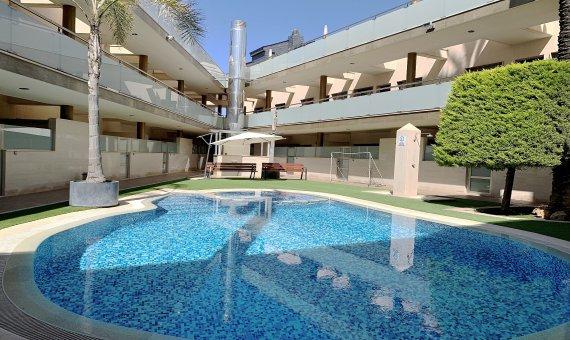 Таунхаус в Аликанте, Пилар-де-ла-Орадада, 215 м2, бассейн -