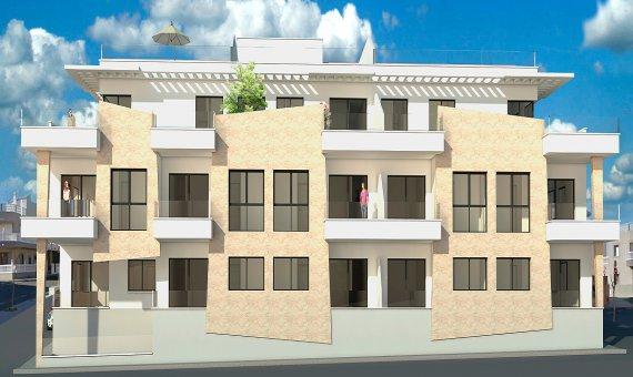 Квартира в Аликанте, Пилар-де-ла-Орадада, 97 м2, бассейн   | 4