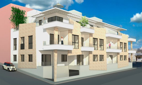 Квартира в Аликанте, Пилар-де-ла-Орадада, 97 м2, бассейн   | 6