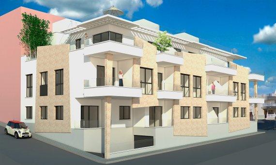 Квартира в Аликанте, Пилар-де-ла-Орадада, 97 м2, бассейн   | 3
