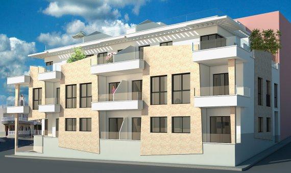 Квартира в Аликанте, Пилар-де-ла-Орадада, 97 м2, бассейн   | 5
