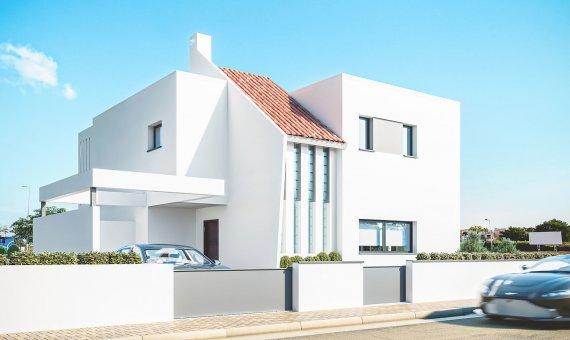 Villa en Murcia, San Javier, 135 m2, piscina   | 7