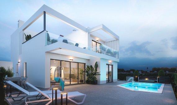Villa en Murcia, San Javier, 135 m2, piscina   | 8