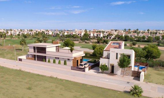 Villa en Murcia, San Javier, 260 m2, piscina   | 2