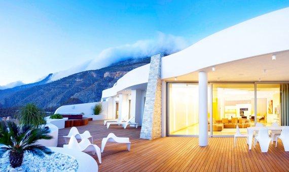 Квартира в Аликанте, Альтеа, 579 м2, бассейн   | 2