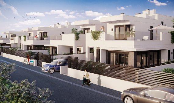Villa en Alicante, La Marina, 138 m2, piscina   | 6