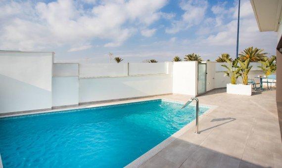 Villa en Murcia, San Javier, 89 m2, piscina   | 17
