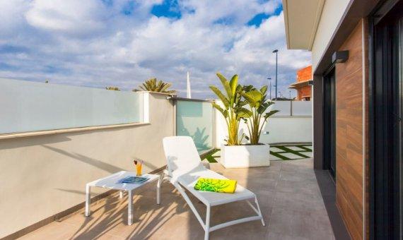 Villa en Murcia, San Javier, 89 m2, piscina   | 16