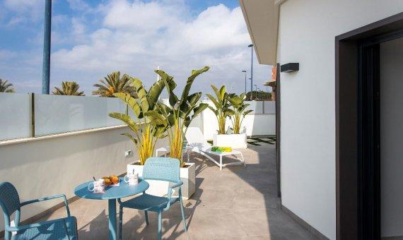 Villa en Murcia, San Javier, 89 m2, piscina   | 15