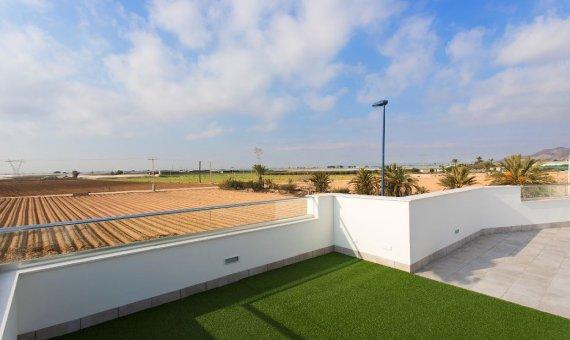 Villa en Murcia, San Javier, 89 m2, piscina   | 2