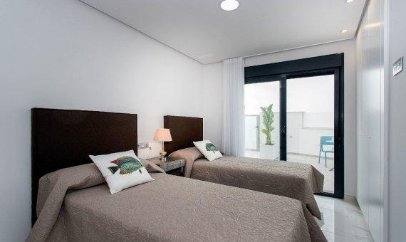 Villa en Murcia, San Javier, 89 m2, piscina   | 10
