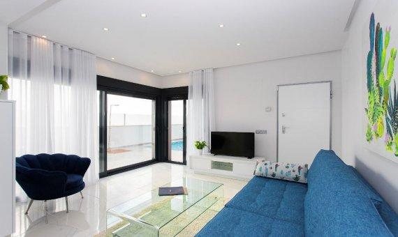 Villa en Murcia, San Javier, 89 m2, piscina   | 4