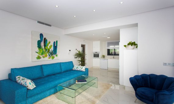 Villa en Murcia, San Javier, 89 m2, piscina   | 3