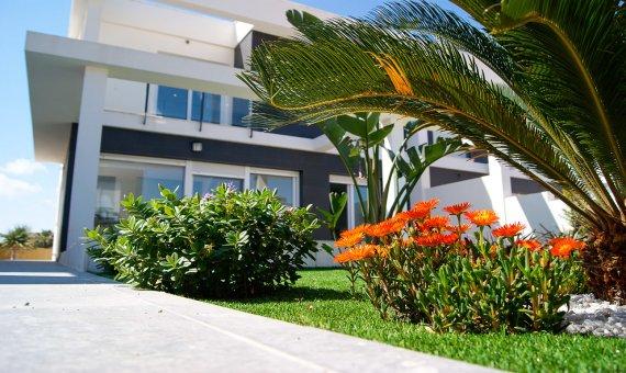 Casa pareada en Alicante, Santa Pola, 99 m2, piscina   | 2