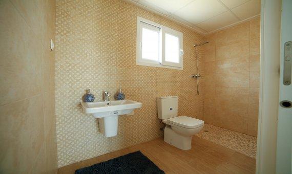 Casa pareada en Alicante, Santa Pola, 99 m2, piscina   | 13
