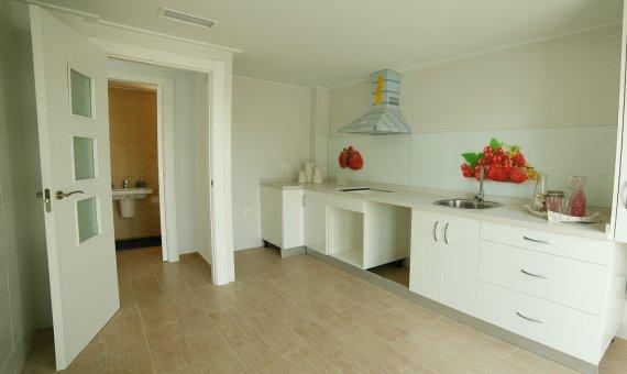 Casa pareada en Alicante, Santa Pola, 99 m2, piscina   | 8