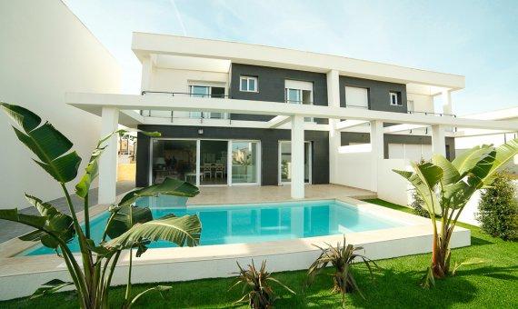 Casa pareada en Alicante, Santa Pola, 99 m2, piscina   | np005212_g_ej04b5xhpfhn30g6ieib-570x340-jpg