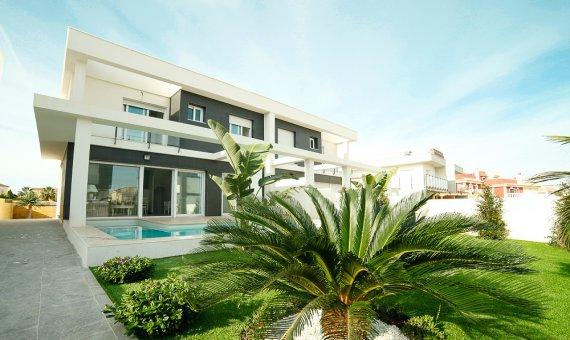 Casa pareada en Alicante, Santa Pola, 99 m2, piscina   | 3
